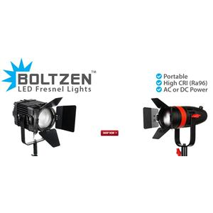 CAME-TV BOLTZEN Series Lights