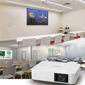 Sony VPL-PHZ10 and VPL-PHZ10 laser projectors