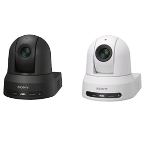 Sony Launches its First IP 4K PTZ Camera BRC-X400 with NDI® capability